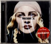MADAME X - USA EXCLUSIVE DELUXE CD (EXTRA TRACKS)